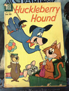 Huckleberry Hound Comic Book Issue 7 Sep-oct 1960 Dell Publishing - Ships Free