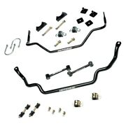 For Ford Mustang 1964-1966 Hotchkis Sport Front And Rear Sway Bar Kit