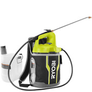 One+ 18-volt 2 Gal. Lithium-ion Cordless Chemical Sprayer And Holster With Extra