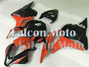Fairing Fit For 2009 2010 2011 2012 Cbr 600rr F5 Abs Injection Black Orange Adp