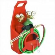 Mini Oxygen Acetylene Gas Welding Cutting Welder Outfit Set With Tanks Kit