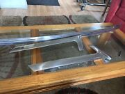 1963-1964 Ford Galaxie And Mercury Fastback Side Windshield Trim A-pillar Moulding