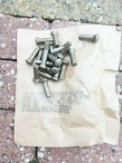 Us M2hb Cal .50 Set Of 20 Trunnion Block Rivets New Old Stock