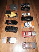 Lot Of 11 Rare Vintage 1970s Matchbox And Hot Wheels Cars And Trucks , Bin19
