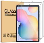 3pack Tempered Glass Screen Protector For Samsung Galaxy Tab S6 Lite 10.4 P610