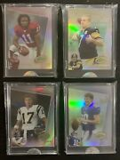 2004 Etopps Fitzgerald Roethlisberger Manning Rivers Rc Uncirculated /2500