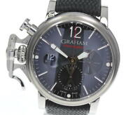 Graham Chrono Fighter Grand Vintage 2cvds.b2sa Automatic Menand039s Watch_538819