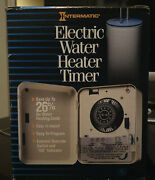 Intermatic Wh21 250v Electric Water Heater Timer - New