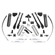 For Ford F-250 Super Duty 05-07 8 X 8 4 Link Front And Rear Suspension Lift Kit