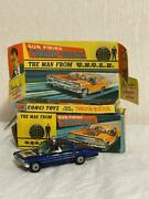 Corgi 497 The Man From Uncle 1967 Amazing Condition Near Mint In Box