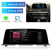 8-core Android Car Gps Head Unit Wireless Carplay For Bmw 6 Series F06 F12 2013
