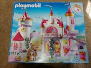 New In Box Playmobil Princess Fantasy Dream Castle 5142 And Play Figures Furniture