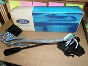 Ford Cortina Gt Mk2 Nos Turn Signal Horn Switch Assembly 69bb-13335-ca