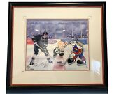 Warner Brothers Limited Edition Cell The Great Ones Wayne Gretzky Signed