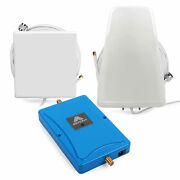 Lte 4g 700mhz Mobile Signal Booster Kit Antenna 70db Gain For Band 28 Data Voice