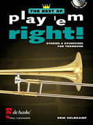 The Best Of Play And039em Right - Trombone - Recueil + 2 Cds