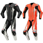 Alpinestars Mens Absolute Tech-air Racing 1pc Leather Motorcycle Racing Suit