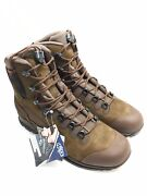 Original German Army Tactical Boots Haix Gore-tex Mountain Shoes Military Us 10