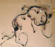 1967 Oem Ford Mustang Underdash Under Dash Wiring Harness Non A/c Non Tach Parts