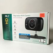 Alc Sight Hd 720p Indoor Wi-fi Camera With On-camera Recording
