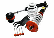 Dgr Full Adj Coilover Kit Comfort Ride Pro Fit Audi A3 Quattro 4wd 50 0312