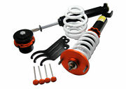 Dgr Full Adjustable Coilover Kit Comfort Ride Pro Fit Ford Mondeo 0106