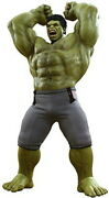 Marvel Avengers Age Of Ultron Hulk 17-inch Collectible Figure [deluxe Set]