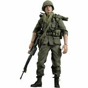 Movie Masterpiece Platoon 1/6 Scale Figure Chris Taylor Hot Toys Military
