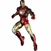 Hot Toys Iron Man 2 Mark Vi Mms132 Sideshow Exclusive 1/6 Th Scale Marvel