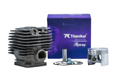 Hyway Titanikel Cylinder Kit Fits Stihl 038 Magnum Ms380 52mm Wagners