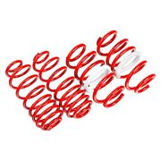 For Mazda Mx-5 Miata 06-15 1.4 X 1.4 Front And Rear Lowering Coil Springs