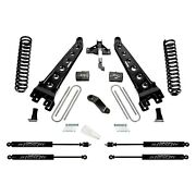 For Ford F-450 Super Duty 17 6 X 6 Radius Arm Front And Rear Suspension Lift Kit