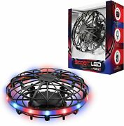 Force1 Scoot Led Hand Operated Drone For Kids Or Adults