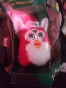 Limited Edition 1999 Christmas Furby In Original Boxandnbsp