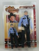 Dukes Of Hazzard Figures Toy Co Series Rosco P. Coltrane 8 Inch And12 Inch