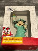 Disney Store Times Square Minnie Mouse New York Ornament Sold Out Rare