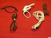 Lot Of 5 Firewire 800 9 Pin Ieee 1394b Cables And Fw 800 To Fw 400 Cable