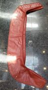 Mercedes 190sl Convertible Red Leather Boot Cover Original 1954-63 Factory W121