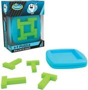 Thinkfun Pocket Brainteasers - 4-t Puzzle Game And Stem Toy