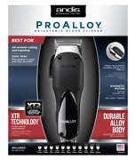 Andis 69100 Professional Proalloy Adjustable Blade Clipper Magnetic Motor New