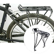 Bicycle Cargo Freight Carrier Mtb Bike Racks Outdoor Riding Accessories