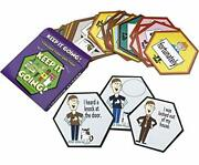 Class E Games Card Game Keep It Going