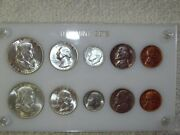 1950 Mint Sets P And D Choice Uncirculated