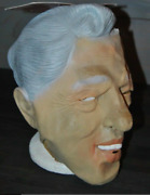 Fright Factory Rubber Bill Clinton Mask, One Size