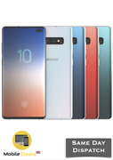 Samsung Galaxy S10+ Plus 4g Lte 128gb Unlocked Android Smartphone All Colours