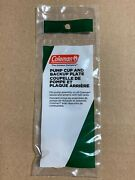 Coleman Pump Cup And Backup Plate 3000005094