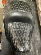 Indian Motorcycles - Genuine Leather Touring Heated Seat - 2882563-02
