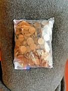 Bag Wheat Cents...1000 Coins 1909-1958...all Mint Marks...unsearched