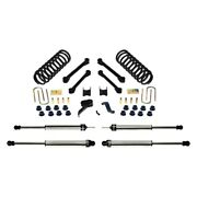 For Dodge Ram 3500 03-08 4.5 X 1 Performance Front And Rear Suspension Lift Kit