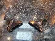 Mercedes 190sl Convertible Top Stow Position Latch Left Right Oem Good Used Work